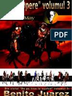 Karl May -De la tron la esafod Vol.3 - Benito Juarez