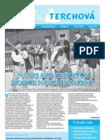 Obecné noviny Terchová - 2012 / 1