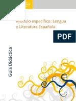 ModuloLenguaLiteratura