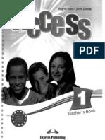 Access Teachers Book 1