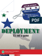Deployment It's Not a Game