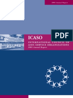 ICASO Annual Report 2003