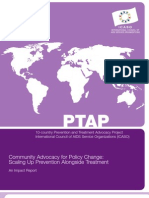 PTAP Impact Report