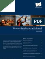 ICASO Annual Report 2007