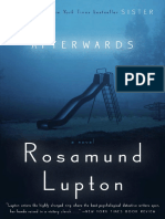 Afterwards by Rosamund Lupton - Excerpt