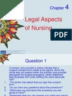 CH04 Legal Aspects of Nursing