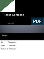 Passe Compose