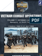 Vietnam Combat Operations - Volume 1 1965