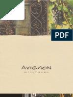 Avignon Windhaven Brochure