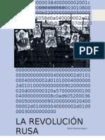 David Sánchez Marín - LA REVOLUCIÓN RUSA
