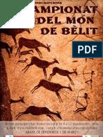 cartell BELIT 2012