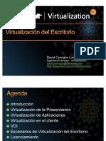 Virtualizacion Del Escritorio