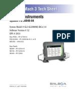 Balboa Gl2000 Manual