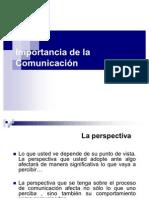 importancia de la comunicación No. 9