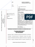 BANSC-RE-2010-187-With Exhibits Defendants Seperate Statement 0001