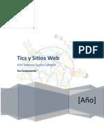 Tics y Sitios Web