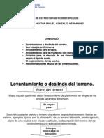 Trabajos preliminares para una cimentación
