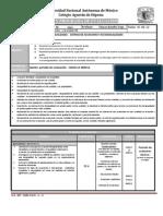 Plan y Programa de Eval Mate IV 5p 11-12