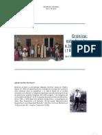 Cronica de Hartman Estudiando a Los Izalcos, Comentado por Julio martínez