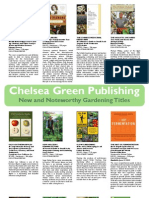 New and Bestselling Gardening Titles from Chelsea Green