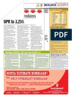 TheSun 2008-11-25 Page16 Bank Negara Reduces OPR to 3.25%
