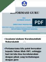Materi Pengantar Drs Achmad Dasuki Mm Mpd