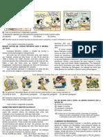 avaliação  diagnóstica  5ª série - 1º bim