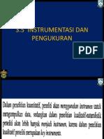 6 - 7 Okt 11 Instrumentasi Dan Pengukuran