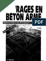 Metiers Du Batiment - Ouvrages en Beton Arme-BEP - BAC PRO