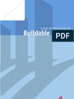 BCA Code of Practice on Buildable Design