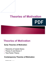 Theories of Organization