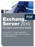 Exchange 2010 Command Guide