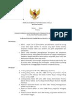 Instruksi Gubernur DBD