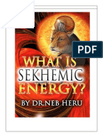 WHAT IS SEKHEMIC ENERGY? BY DR NEB HERU - (FULL NUN TABLET - BOOK)