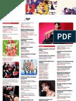Agenda Canarias cultura y ocio - marzo 2012