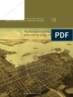 Newport Paper 19. Hattendorf John B. the Evolution of the U.S. Navy's Maritime Strategy, 1977-1986. NWC Press, Apr 2004