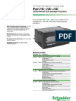 Catalog Easergy Flair 21d 22d 23d Datasheet En