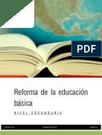 Revista Educación Secundaria TOMA 2