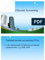 National Income Accounting PPT @ MBA
