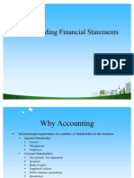 Understanding Financial Statements PPT @ MBA FINANCE