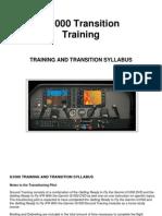 G1000 Transition Training Syllabus
