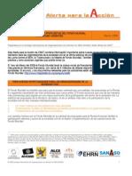 Octava Convocatoria De Propuestas Del Fondo Mundial 8 Acciones Urgentes