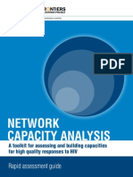 Network Capacity Analysis - Rapid Assessment Guide