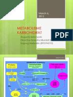 Metabolisme Karbohidrat Final