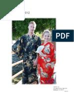 Kimono Catalog 2012 Vol.1