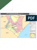 KENYA Flood Situation as at 21 Nov 2008