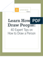 Learn How to Draw People_40 Expert Tips on How to Draw a Person