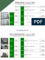 Apartamente Bacau - 6 Februarie 2012 - 2 Camere