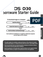 d30 Software Manual