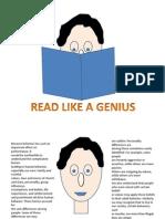 Reading Like a Genius